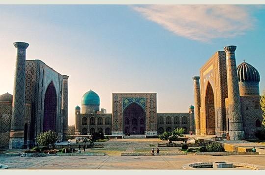 OUZBEKISTAN - Samarkande 635abaa4