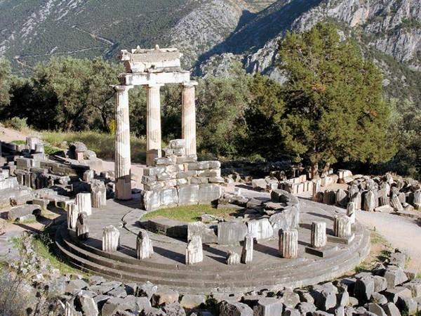 GRECE - Un temple 927e4818